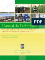 Manual Fertirriego
