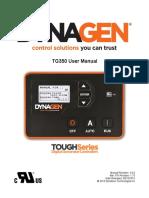 MAN-0097R3.0, TG350 User Manual