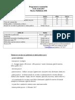 Examene Publicitate Iarna 2017