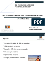 MIN334 - Minería de superficie - Clase 3.pdf