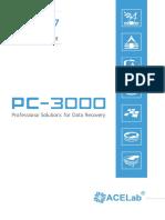 PC 3000 Product Catalogue 2017