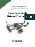 esercizi sistemi energetici
