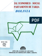 Potencial Tarija