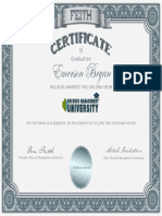 Feith - Records Management Diploma