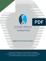 Future Options - Company Profile 2017