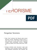 TERORISME.ppt