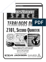 Transhuman Space Teralogos News - 2101, Second Quarter