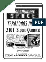 Transhuman Space Teralogos News - 2101, Second Quarter