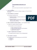 Resumo de Direito Processual III
