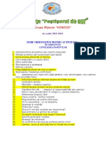 TEME Orientative Pt. Dirigentie