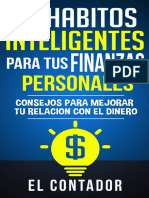 23 Habitos Inteligentes Para Tus Finanzas Personales - El Contador