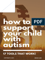 17 Tips to Help Support Your Child With Autism FINAL
