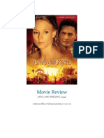 anna and the king review plot..docx