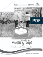 Manual Mamá y Papá