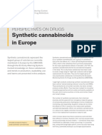Perspectives on Drugs Synthetic Cannabinoids in Europe - Anonymous - European Monitoring Centre for Drugs and Drug Addiction (EMCDDA) HttpXXwww.emcdda.europa.euxpublicationsXpodsXsynthetic-cannabinoids (2017)