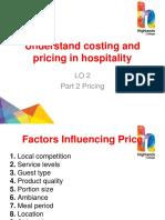 LO 2 Unit 4 Part 2 Price