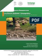 F Comportamiento Productivo en Corderos