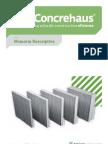 Concrehaus Memoria Descriptiva