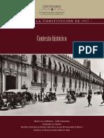Contexto histórico constitución
