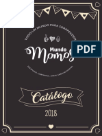 Catálogo Mundo Momos '18