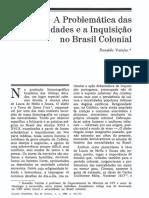 vainfasproblemática das mentalidades e a inquisição no Brasil colonial.pdf