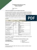 bioseguridad consulta