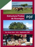 Estructura Productiva de Nicaragua Dra Solá, UCA.pdf'