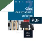Calcul Des Structures en Béton - Guide d'Application Ed 2013