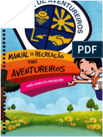 Manual de Recreação Para Aventureiros
