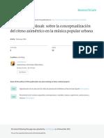 Amalgama vs Aksak - A. Gonzalez y j. Roquer