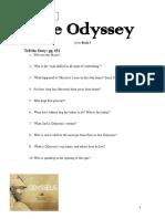 Odyssey Questions Mirna