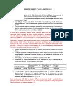 Pruebas Rc 3010 en Planta Santander