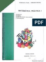 Matematica Practica I cursillo de economia UNA