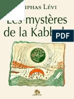 Constant Alphonse-Louis - Les Mystères de La Kabbale