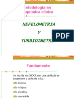 Turbi y Nefelometria