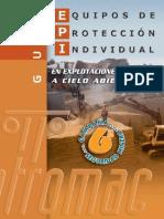 Guía Sobre EPI en Trabajos Mineros