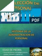 Diapositivas de Seleccion Del Personal