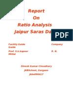 Ratio Analysi