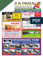 Steals & Deals Southeastern Edition 1-18-18
