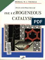 Principles and Practice of Heterogeneous Catalysis -  J.M. Thomas, W.J. Thomas (VCH, 1997).pdf