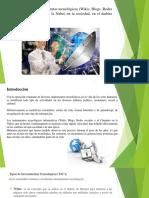 El Impacto de Las Herramientas Tecnologicas en El Ambito Laboral y Educativo