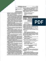 Reglamento de Agente Inmobiliario - Decreto Supremo 004-2008-VIVIENDA
