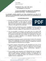 Acuerdo 021 de 2017 Estatuto de Rentas