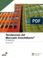 Tendencias Mercado Inmobiliario Europa 2014