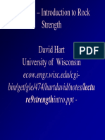 David Hart Uw is Crock Strength Lecture