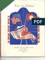 ACTCOTS (Atlantic Coast Transportation Corps Officers' Training School) 1943 4th Class
