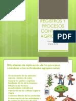 Registros y Procesos Contables Agrícolas