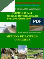 CAP IV B Battelle Columbus