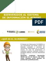 FBMSemestral - Agencia Nacional de Mineria Colombia