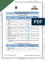 14.11 Cronograma de Evaluaciones Para IIEE JEC 2015 y 2016 (1)
